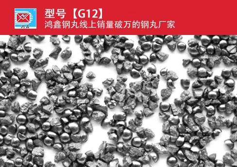 棱角钢砂G12