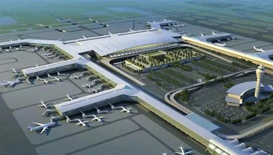 广州新白云**机场航站楼室外钢结构电焊缝涂装工艺