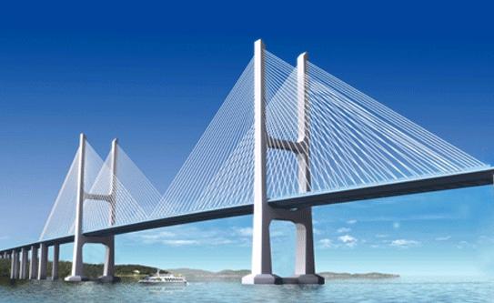 厦漳跨海大桥钢箱梁外侧涂装工艺设计