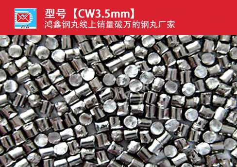 高碳钢丝切丸CW3.5mm