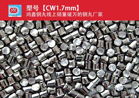 gao碳钢丝切丸CW1.7mm