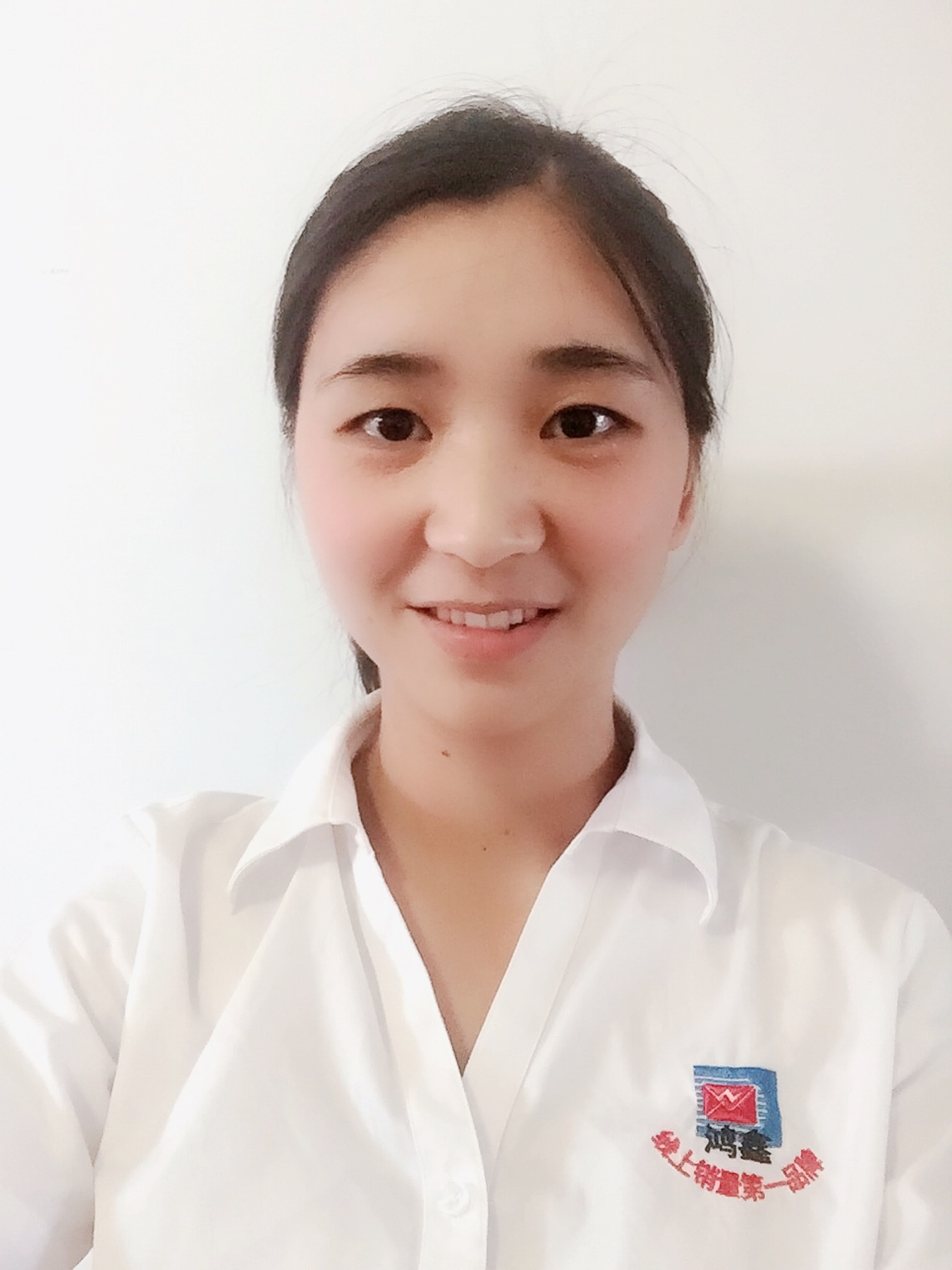 """鸿鑫钢丸员工舒静宜获得""""业务标兵"""""""